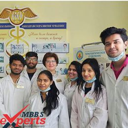 Study MBBS in Russia - MBBSExperts
