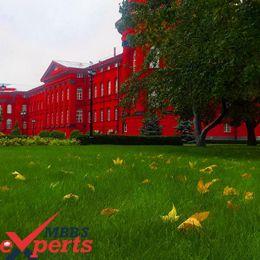 taras shevchenko national university of kyiv building
