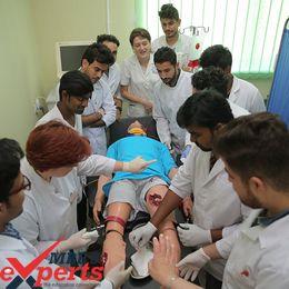 tbilisi state medical university hospital training