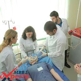 tbilisi state medical university practical training