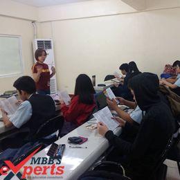 University of Perpetual Help Classroom - MBBSExperts
