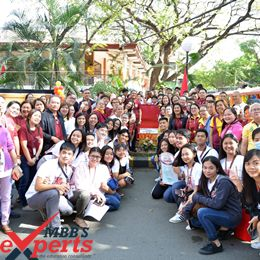 University of Perpetual Help Event - MBBSExperts