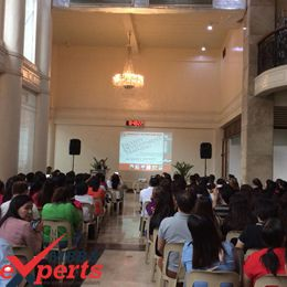 University of Perpetual Help Guest Lecture - MBBSExperts