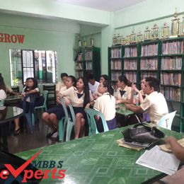 University of Perpetual Help Library - MBBSExperts