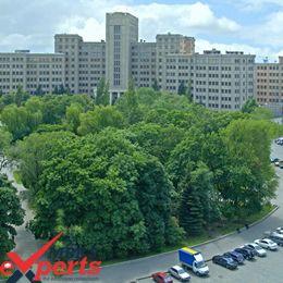 v.n karazin kharkiv national university buliding