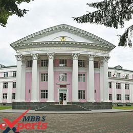 vinnitsa national medical university building
