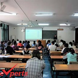 Wuhan University Classroom - MBBSExperts