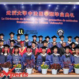 Wuhan University Graduation Ceremony - MBBSExperts