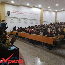 Wuhan University Guest Lecture - MBBSExperts