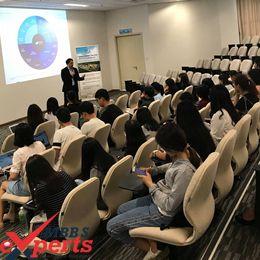 Xiamen University Guest Lecture - MBBSExperts