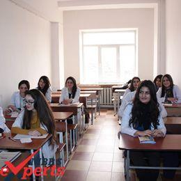 Yerevan Haybusak University Classroom - MBBSExperts