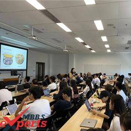 Zhejiang University Guest Lecture - MBBSExperts